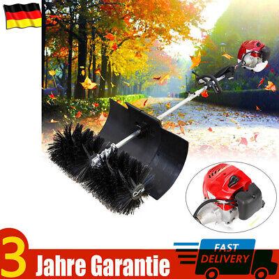 KEHRMASCHINE Motorbesen Schneeräumer 52cc Benzinmotor Benzin Motorbesen 2,3 PS