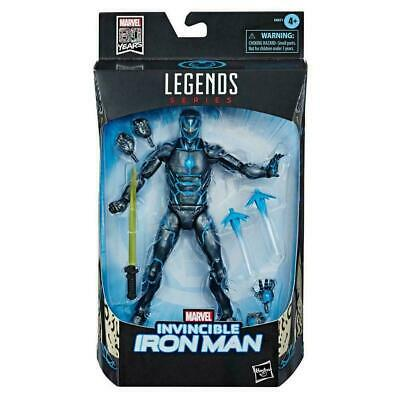 "Marvel Legends Invincible Iron Man Action Figure 6"" Stealth Suit IN STOCK"