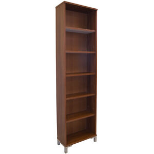tower tall narrow cd dvd media storage display shelves. Black Bedroom Furniture Sets. Home Design Ideas
