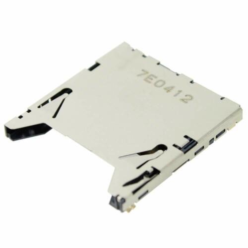 Card SD Reader Metal Slot Compatible w/ Nikon D7500 D5600 D5500 Camera