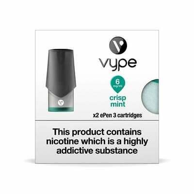 Vype ePen 3 Pod Refills Various Flavours & Strengths UK SELLER E-Liquid