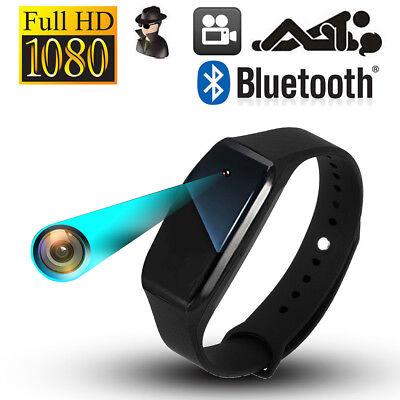Full Hd 1080P Spy Dvr Hidden Camera Wearable Wrist Watch Mini Dv Video Recorder