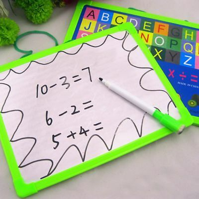 New Whiteboard Writing Board Drawing Tablet Teaching Learning Wordpad With Pen