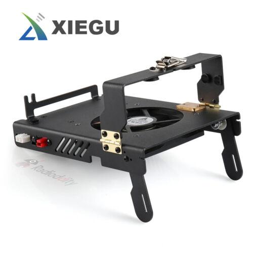 Radioddity Exclusive Bracket Holder Stand Cooling Fan Heatsink for Xiegu G90