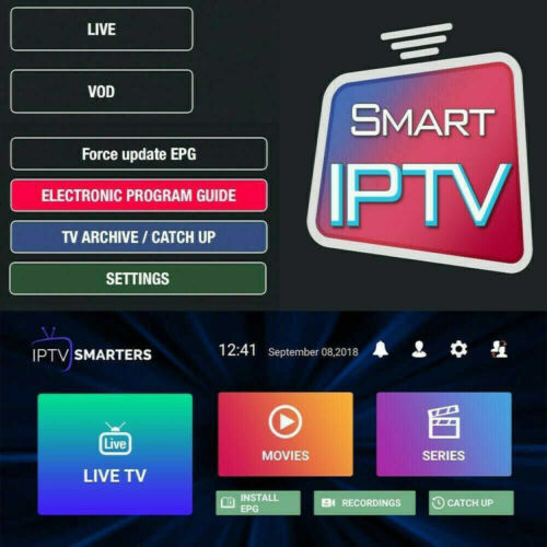 USA-CANADA-EUROPE-ARABE VIP-IP TV+VOD✔️After Sales Service✔️instant delivery