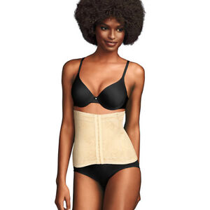 e14d134ee4 Maidenform 6868 Instant Slimmer Long Torso Waist Nipper L Blush for ...