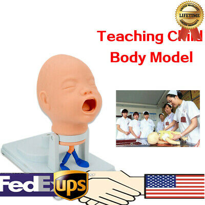Airway Management Education Teaching Child Body Model Intubation Manikin Study
