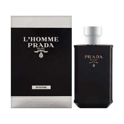 Prada L'Homme Intense by Prada for Men 3.4 oz EDP Spray Brand (Prada Brands)