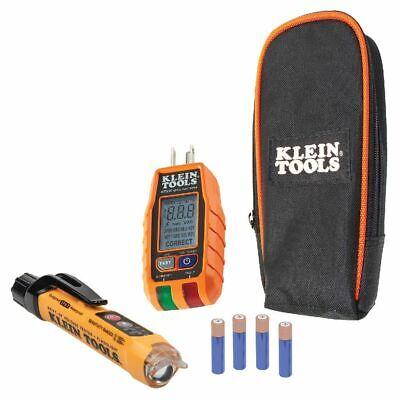 Klein Tools Rt250kit Klein Premium Electrical Test Kit