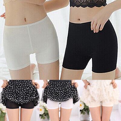 Unterhosen Unterwäsche Slips Shorts Hosen Unterrock Mädchen Sicherheit