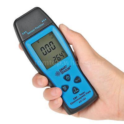 Digital Emf Tester Electromagnetic Field Radiation Detector Meter Dosimeter Tool