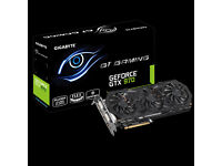 Gigabyte GTX 970 Windforce (looking to trade for an AMD GPU)