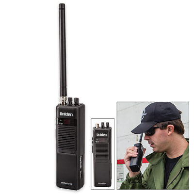 Uniden PRO401HH Portable Handheld CB Radio 40 Channel High L