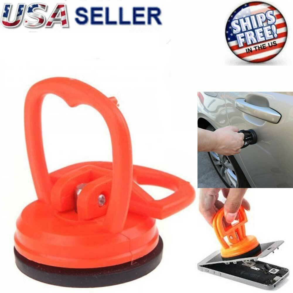 Glass Phone Screen Suction Cup Car Dent Puller Remover Lifter Lock iPhone Tool Automotive Repair Kits