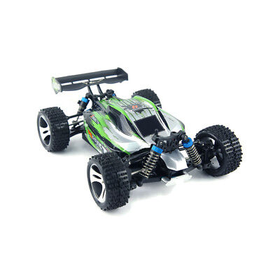 Wltoys A959-A 2.4G 4WD 1/18 Scale Remote Control RC Buggy Truck Car RTR