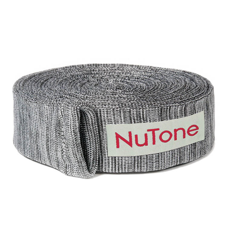 NuTone CA130 Central Vacuum 30 to 32 Foot Hose Sock Cover with Assembly Tube
