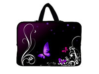 """15.6/"""" Laptop Sleeve Bag Case w Shoulder Strap HP Dell Asus Acer Butterfly S48"""