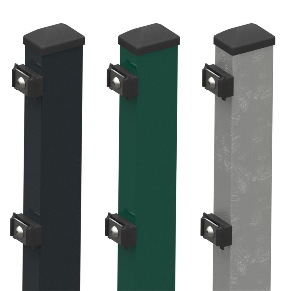 pitzl balkons ule zauns ule zaunpfosten c profil. Black Bedroom Furniture Sets. Home Design Ideas