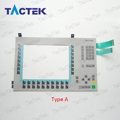 6av6 542-0da10-0ax0 Membrane Keypad Switch For 6av6542-0da10-0ax0 Mp370 12 Key
