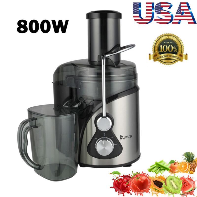 800W Electric Juicer Fruit Vegetable Blender Juice Extractor Machine 1000Ml Cup