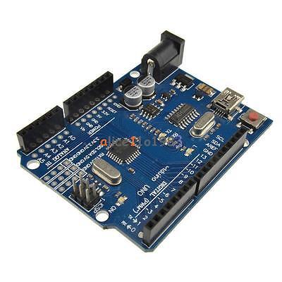 NEW UNO R3 ATmega328P CH340G Replace ATmega16U2 Mini USB Board