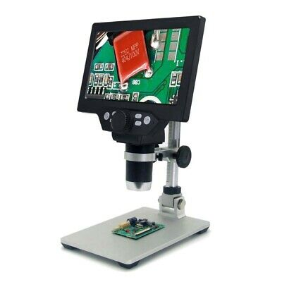 G1200 Digital Microscope 12mp 7 Inch 1080p Video Amplification Camera Endoscope