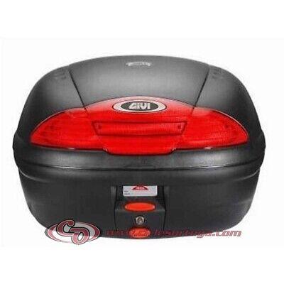 Baul Givi E450 Simply II 45 litros E450N Monolock con base universal