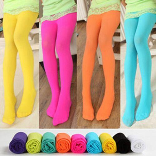 Fashion Children Pants Stretch Ballet Socks Girls Pantyhose Stockings Kid Tights