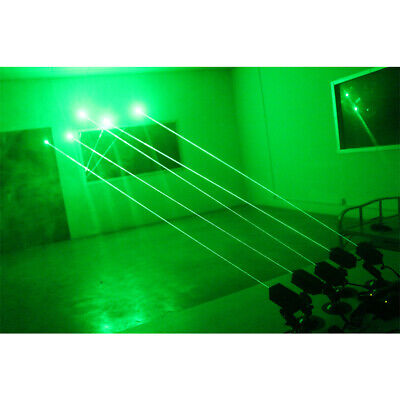 532nm 50mw 100mw 200mw High Power Line Cross Dot Green Laser Module Locator