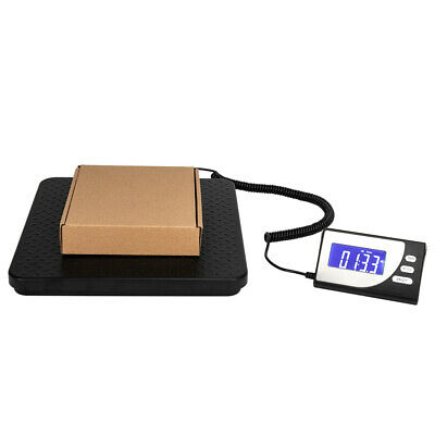 Weigh 440lbs X 50g Usps Digital Shipping Postal Scale Heavy Duty Steel