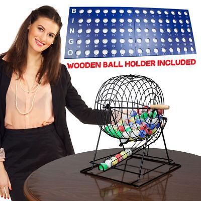 Professional Bingo Set w/ 19