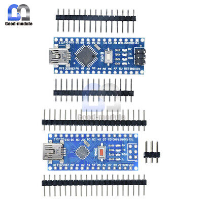 Mini Usb 5v 16mhz Smallbig Chip Atmega328p-au Nano V3.0 Ch340g For Arduino