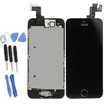 Iphone 5s Lcd Screen Digitizer Assembly Replacement+home ...