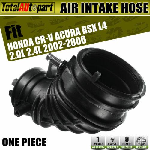 Air Intake Flow Hose Cleaner Tube Pipe For Honda CR-V