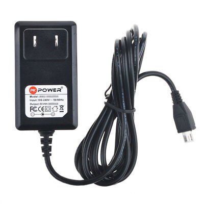 AC Adapter DC Power Supply Cord Charger For Google TV ChromeCast Ultra NC2-6A5-D