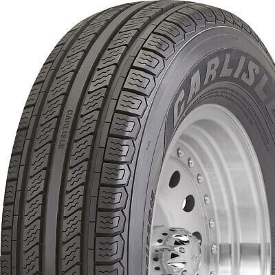 ST225/75R15 / 10 Ply Carlisle Radial Trail HD Trailer Tires Set of 2