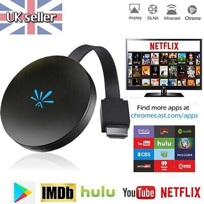 2.4G Display Dongle 4K 1080P For Miracast Crome Chrome Cast DLNA Airplay Netflix
