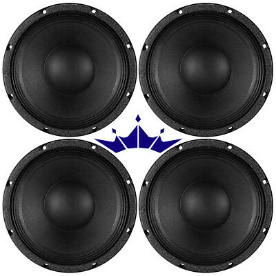 "Eminence KAPPAPRO10A 10"" Speaker 500 Watt RMS Woofer Kappa Pro 10A, 4 pcs"