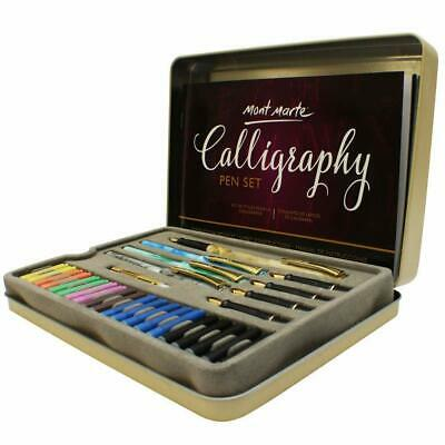 Calligraphy Pens Set by Mont Marte Best Calligraphy Set for