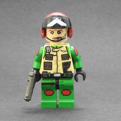 Custom - Lift Ticket - Gi Joe Cobra minifigures lego bricks gijoe g i joe