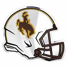 Wyoming Cowboys NCAA Helmets
