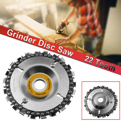 Grinder Disc Tooth Fine Chain Saw 4