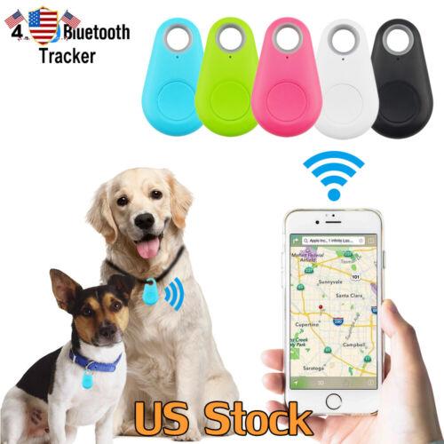 Mini Pet Dog Cat GPS Locator Tracker Tracking Anti-Lost Devi