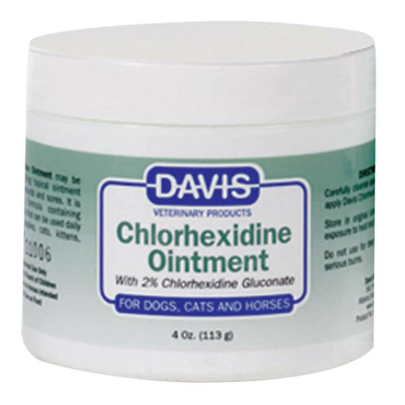 Chlorhexidine Ointment 4 oz.
