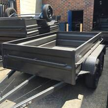 8X5 HI SIDE TANDEM HEAVY DUTY JUST $2250 ON ROAD READY Penrith Area Preview