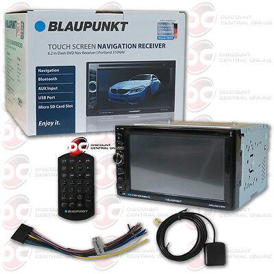 BLAUPUNKT CAR AUDIO 2-DIN 6.2