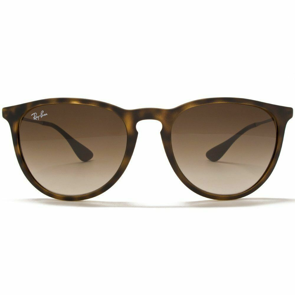 353a734c21d7 Ray-Ban Rb4171 Erika Tortoise With Polarized Brown Gradient Lenses ...