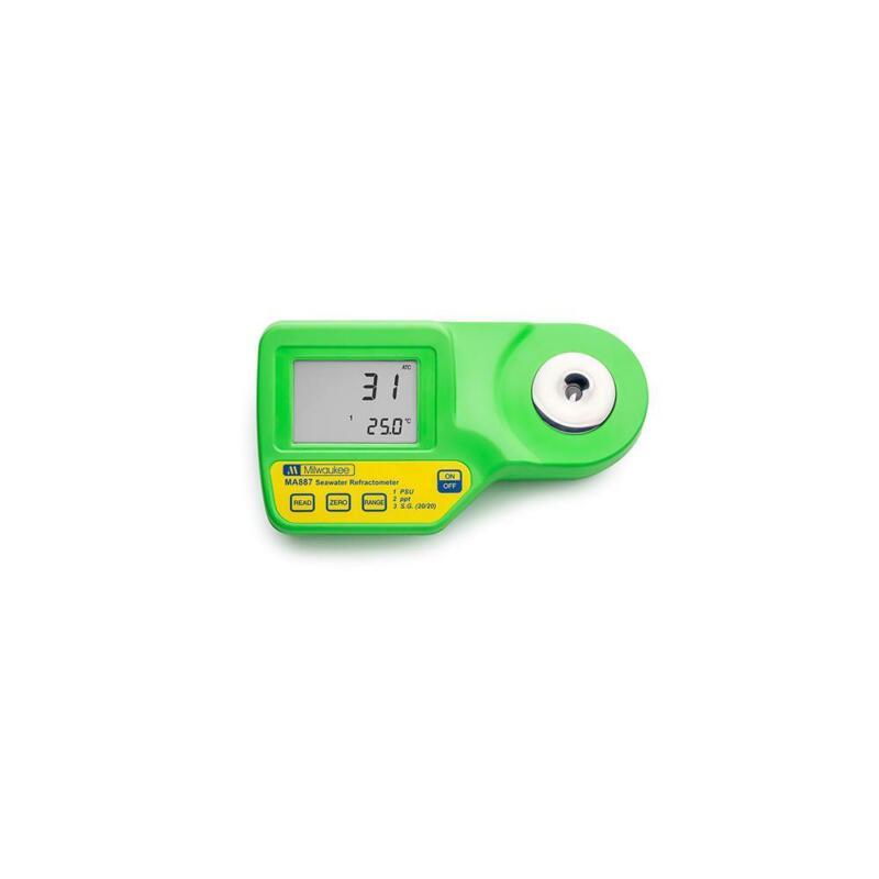 Milwaukee Digitial Seawater Salinity Refractometer