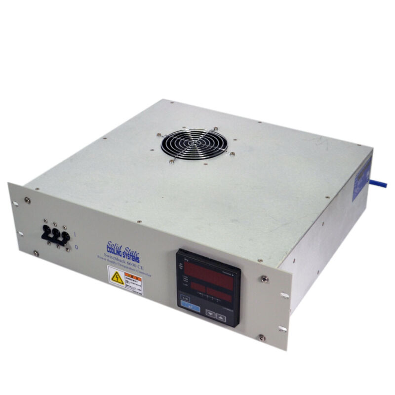Solid State Cooling Systems Switchback 6600 CE-E50JJ Power Supply 200-240VAC