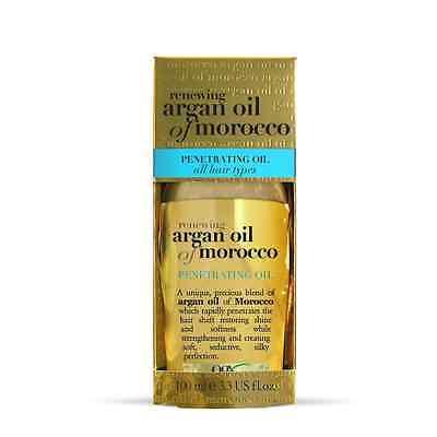 Organix Penetrating Oil, Renewing Moroccan Argan Oil 3.3 oz
